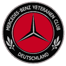 Logo Mercedes Benz Veteranen Club